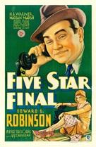 Five Star Final - Movie Poster (xs thumbnail)