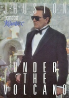 Under the Volcano - Japanese Movie Poster (xs thumbnail)