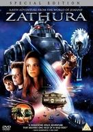 Zathura: A Space Adventure - British DVD movie cover (xs thumbnail)