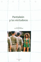 Pantaleón y las visitadoras - Spanish VHS movie cover (xs thumbnail)