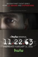 11.22.63 - Movie Poster (xs thumbnail)