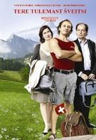 Bienvenue en Suisse - Estonian poster (xs thumbnail)