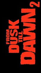 From Dusk Till Dawn 2: Texas Blood Money - Logo (xs thumbnail)