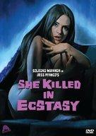 Sie tötete in Ekstase - DVD movie cover (xs thumbnail)