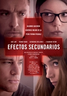 Side Effects - Spanish Movie Poster (xs thumbnail)
