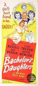 The Bachelor's Daughters - Australian Movie Poster (xs thumbnail)