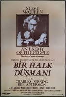An Enemy of the People - Turkish Movie Poster (xs thumbnail)