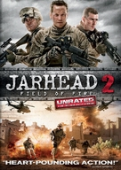 Jarhead 2: Field of Fire - DVD movie cover (xs thumbnail)