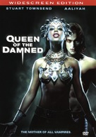 Queen Of The Damned - DVD movie cover (xs thumbnail)
