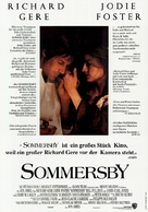 Sommersby - German Movie Poster (xs thumbnail)
