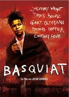 Basquiat - German DVD movie cover (xs thumbnail)