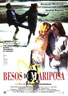Butterfly Kiss - Spanish poster (xs thumbnail)