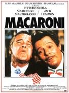 Maccheroni - French Movie Poster (xs thumbnail)