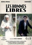Les hommes libres - Dutch Movie Poster (xs thumbnail)