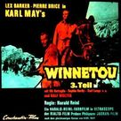 Winnetou - 3. Teil - German Movie Poster (xs thumbnail)