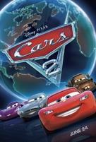 Cars 2 - Movie Poster (xs thumbnail)