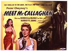 Meet Mr. Callaghan - Movie Poster (xs thumbnail)