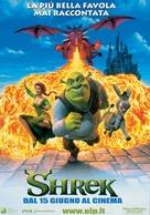 Shrek - Italian Movie Poster (xs thumbnail)