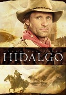 Hidalgo - DVD cover (xs thumbnail)