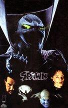 Spawn - DVD movie cover (xs thumbnail)