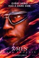 Dark Phoenix - Indonesian Movie Poster (xs thumbnail)