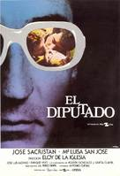 Diputado, El - Spanish Movie Poster (xs thumbnail)