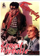 Ernest le rebelle - Belgian Movie Poster (xs thumbnail)