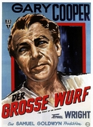 The Pride of the Yankees - German Movie Poster (xs thumbnail)
