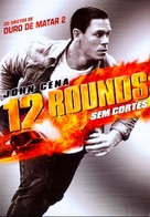 12 Rounds - Brazilian Movie Cover (xs thumbnail)