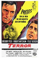 Cape Fear - Argentinian Movie Poster (xs thumbnail)