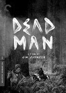 Dead Man - DVD cover (xs thumbnail)