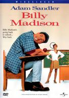 Billy Madison - DVD cover (xs thumbnail)