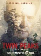 """Twin Peaks"" - Movie Poster (xs thumbnail)"