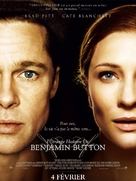 The Curious Case of Benjamin Button - French Movie Poster (xs thumbnail)