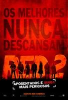 RED 2 - Brazilian Movie Poster (xs thumbnail)