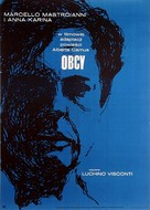 Lo straniero - Polish Movie Poster (xs thumbnail)