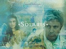 Solyaris - British Re-release movie poster (xs thumbnail)