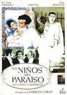 Les enfants du paradis - Spanish Movie Cover (xs thumbnail)