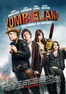 Zombieland - German Movie Poster (xs thumbnail)