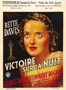 Dark Victory - Belgian Movie Poster (xs thumbnail)