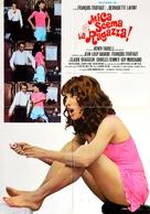 Une belle fille comme moi - Italian Movie Poster (xs thumbnail)