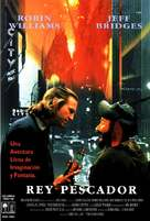 The Fisher King - Spanish Movie Poster (xs thumbnail)