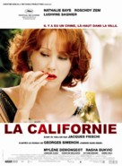 Californie, La - French Movie Poster (xs thumbnail)