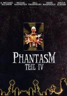 Phantasm IV: Oblivion - German Movie Poster (xs thumbnail)
