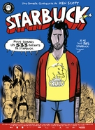 Starbuck - French Movie Poster (xs thumbnail)