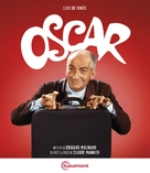Oscar - French Blu-Ray cover (xs thumbnail)