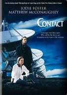 Contact - DVD cover (xs thumbnail)