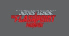 Justice League: The Flashpoint Paradox - Logo (xs thumbnail)
