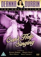 Can't Help Singing - British DVD movie cover (xs thumbnail)