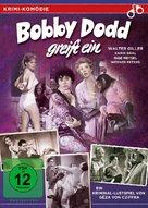 Bobby Dodd greift ein - German Movie Cover (xs thumbnail)